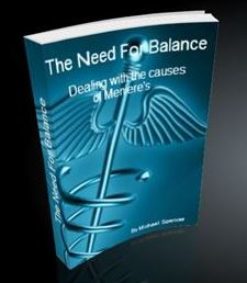 The Need for Balance Book