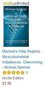 Meniere's disease - Cervical Spine and TMJ