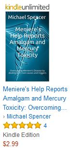 Meniere's disease - Amalgam and Mercury