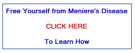 Overcome Meniere's disease and tinnitus